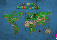 Garota Gamer – Mario World