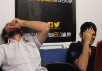 Luz, Câmera, Reação – One Guy One Cup