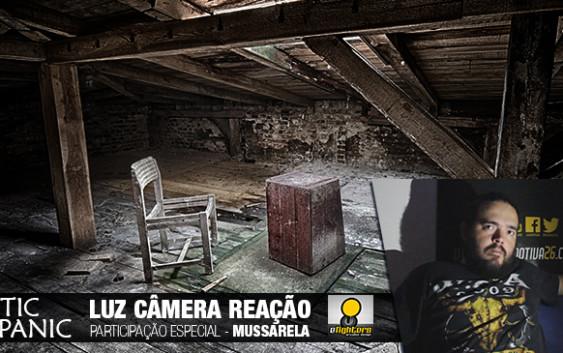Luz, Câmera, Reação – Attic Panic