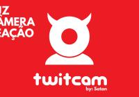 Luz, Câmera, Reação – Twitcam do Diabo