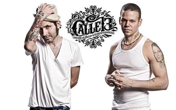 Locomotiva de Som – Calle 13