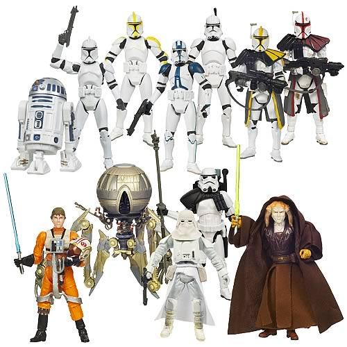 Star Wars Characters Toys : Presentes de natal princesa para nerd locomotiva