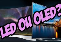 O que é LED e OLED?