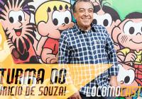 Locomocast #13 – A Turma do Maurício de Souza!