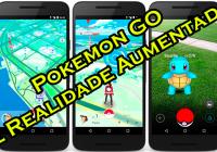 Realidade Aumentada e Pokémon Go