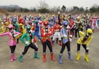 Expresso do Oriente – Super Sentais!
