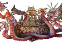 Expresso do Oriente – A lenda de Yamata no Orochi!