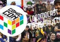 Locomocast #26 – Comic Con Experience 2016! (CCXP)