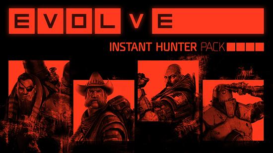 evolve_instant_hunter_pack_dlc