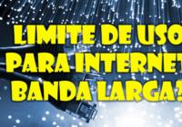 Franquia de Dados para Internet Banda Larga? – LocomoNerd