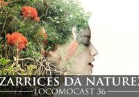 Locomocast #36 – Bizarrices da Natureza