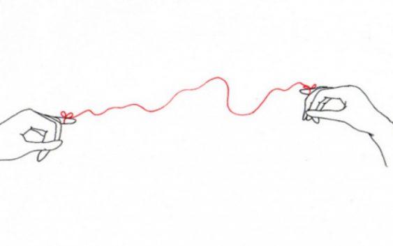 Akai ito – a lenda do fio vermelho