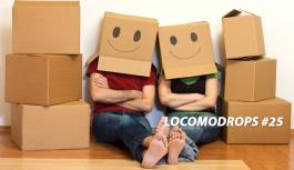 Locomodrops #25 – O Que Você Mudaria?